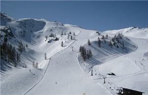 スキーも肩がこります!