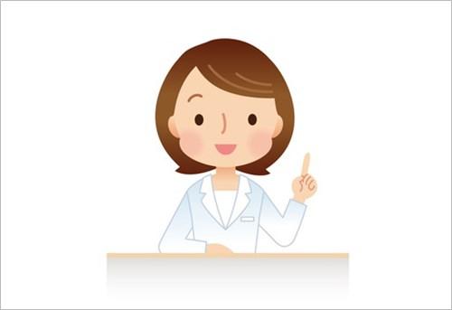 女性の歯科医